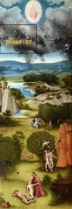 """Das jüngste Gericht"""" von Lucas Cranach"""